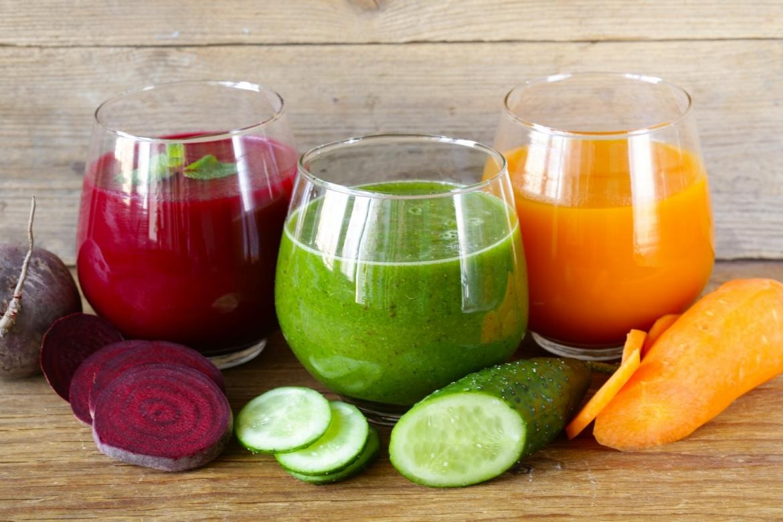 Quels sont les bienfaits des jus de légumes ?