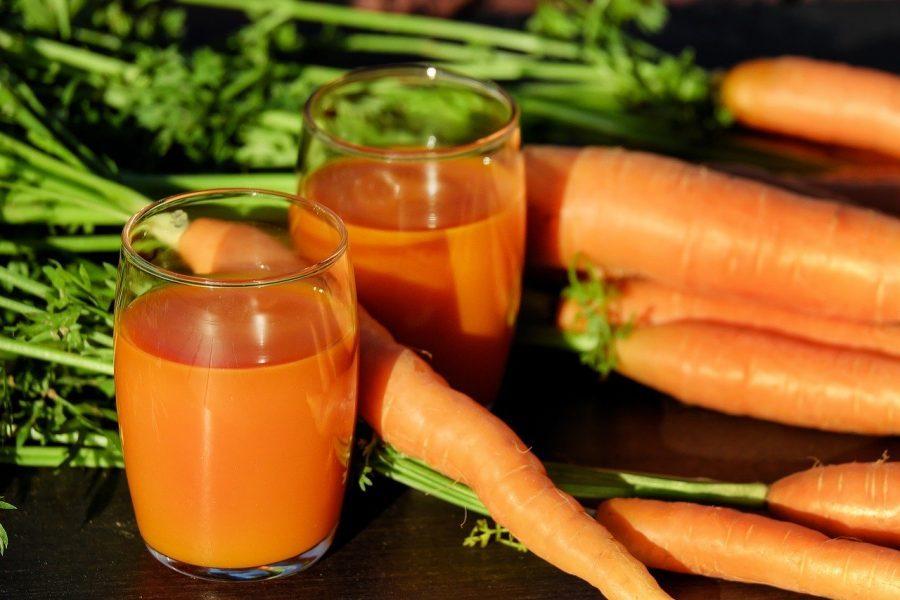 Les multiples bénéfices du jus de carotte